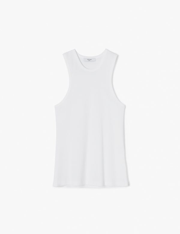white tank A LINE clothing