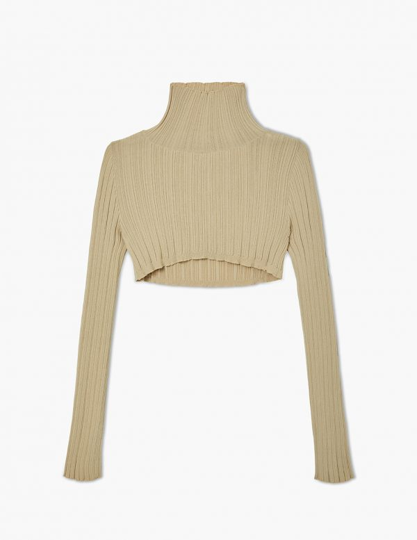 cropped top A LINE clothing